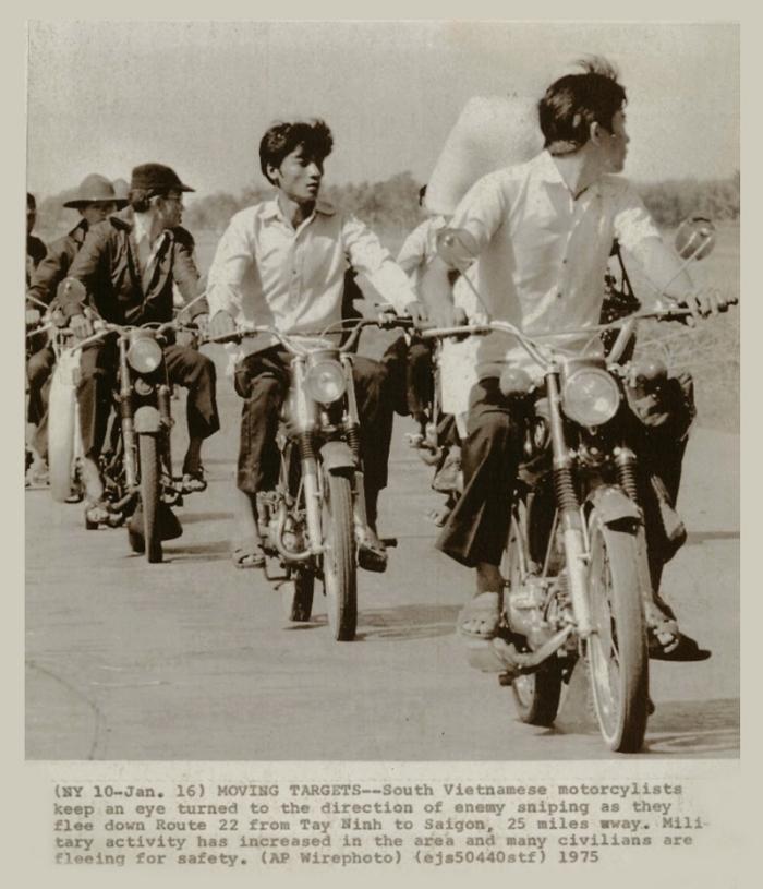 Tây Ninh, ngày 10 tháng Giêng năm 1975