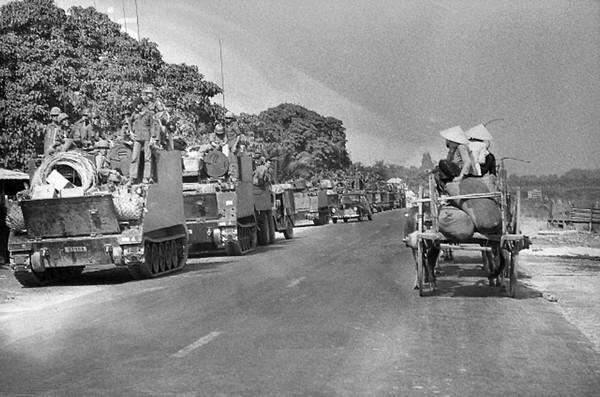 Tây Ninh, 31 tháng Giêng năm 1973. Hình: Bettmann/CORBIS