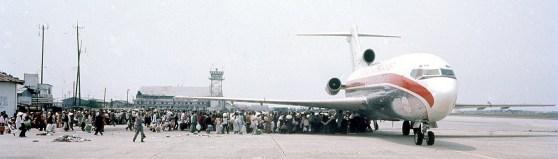 Đà Nẵng, di tản bằng máy bay ngày 25 tháng Ba 1975