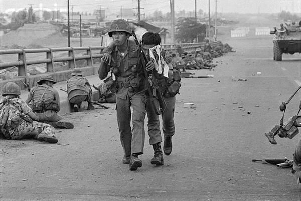 Trận đánh cuối cùng trên cầu Tân Cảng ngày 28 tháng Tư năm 1975