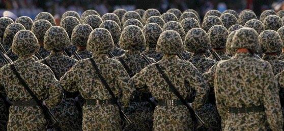 Các đơn vị đặc nhiệm của Việt Nam trong cuộc duyệt binh: Vào ngày kỷ niệm, chính phủ phô trương những gì họ có trên lĩnh vực quân sự.