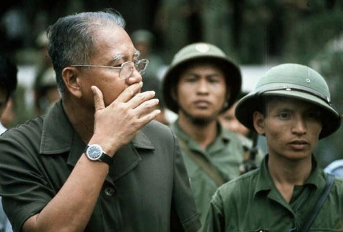 Tổng thống Dương Văn Minh ngày 30 tháng Tư