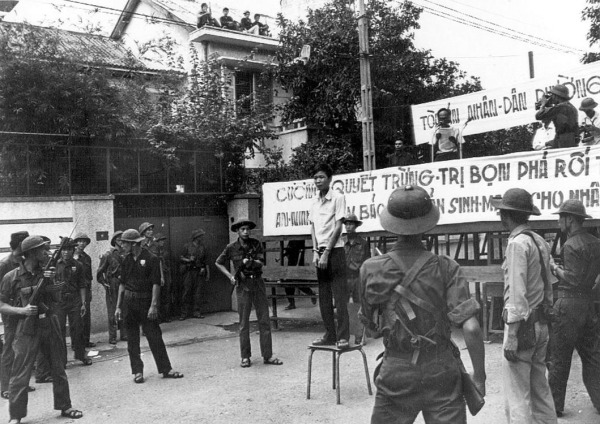 Saigon June 1975 - PRG Carries Out Execution In Saigon