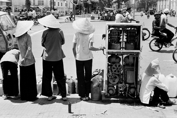 Saigon In Vietnam In May, 1975 -