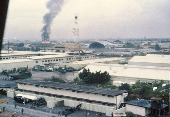 Phi trường Tân Sơn Nhứt, ngày 29 tháng Tư 1975