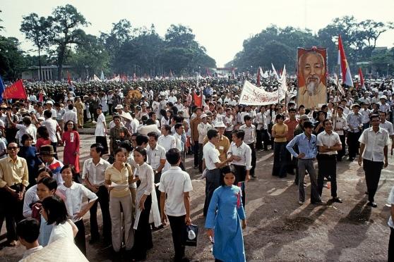 Lễ mừng chiến thắng ở Sài Gòn, 15 tháng Năm 1975
