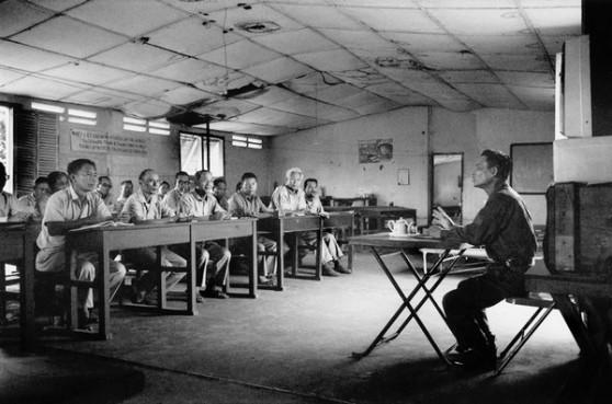Một lớp học tập cải tạo