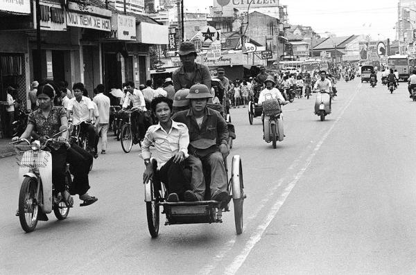 Đường Phạm Hồng Thái, Sài Gòn, tháng Năm 1975