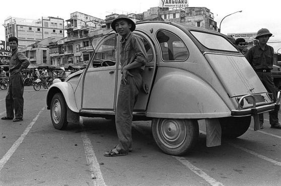 Bùng binh chợ Bến Thành, tháng Năm 1975
