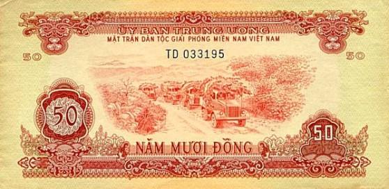 Tờ 50 đồng tiền MTGP