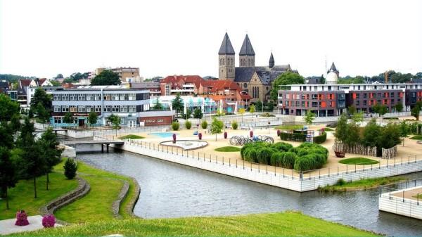 Gronau vùng Westfalen