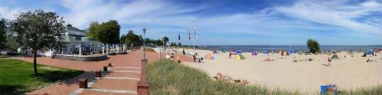 Bãi biển Ueckermünde