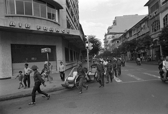 Sài Gòn, tháng Bảy 1975