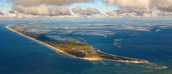 Đảo Sylt. Hình: Wikipedia