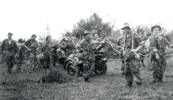 Đại đội súng cối nhảy dù lê dương (1er CEPML)