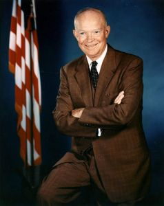 Dwight D. Eisenhower (1956)
