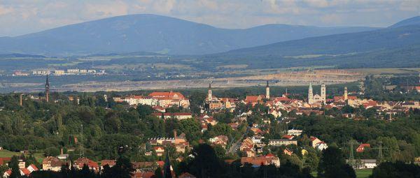 Toàn cảnh Zittau. Hình: Wikipedia