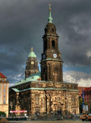 Nhà thờ Thánh giá Dresden