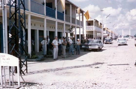 Khu Trù Mật Vị Thanh,30 tháng Tư 1960