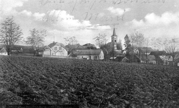 Làng Neulosimthal, sau 1945 thuộc Séc