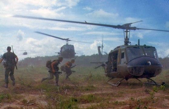 Trực thăng UH-1D ở Việt Nam, 1966