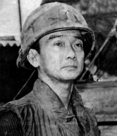 Chuẩn tướng Lê Văn Hưng