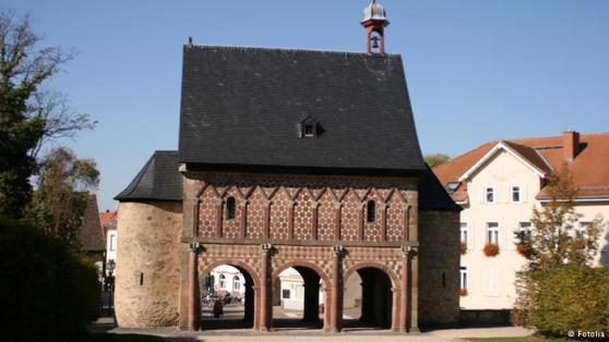Tu viện Lorsch