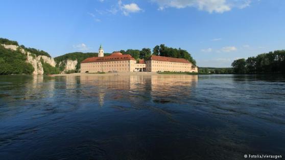 Tu viện Weltenburg