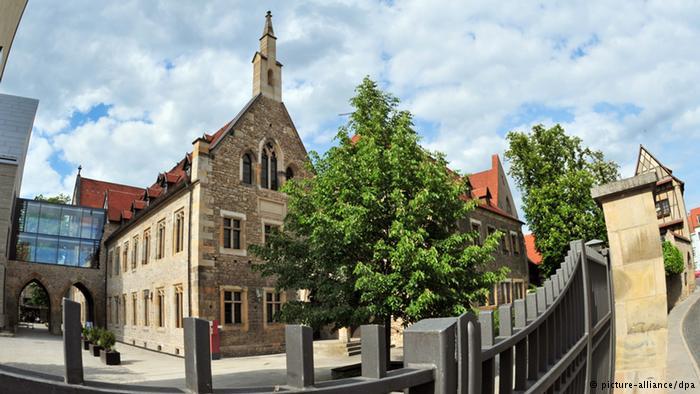 Tu viện Erfurt