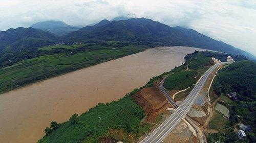 Công ty TNHH Xuân Thiện đề xuất xây 6 công trình thủy điện trên sông Hồng.