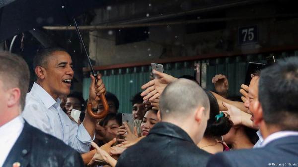 Obama thăm Việt Nam