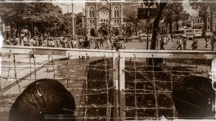 Sài Gòn ngày 8 tháng 5 năm 2016
