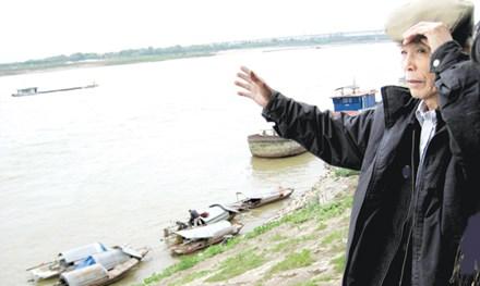 Nhà đầu tư bỏ 1,1 tỷ USD và được quyền sở hữu, khai thác sông Hồng vô thời hạn? Ảnh: Phạm Thanh