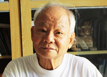 """""""Con người bình thường thì 60-70 tuổi và 60-70 tuổi đối với một hệ sinh thái thì khó phục hồi"""", -PGS.TSKH Nguyễn Tác An"""