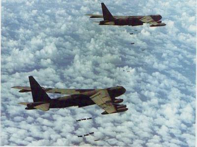 Máy bay B-52 trong chiến dịch MENU