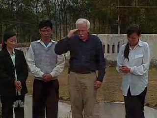 Rich Luttrell trở về Việt Nam