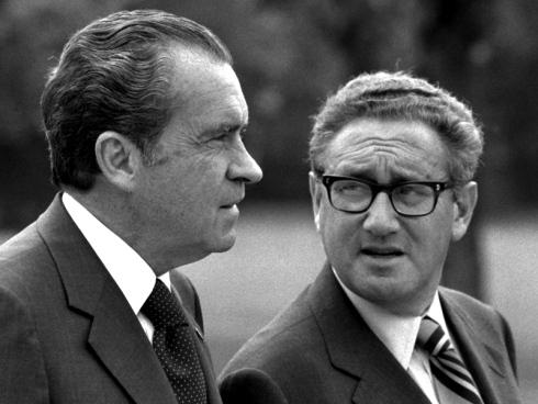 Nixon và Henry Kissinger 1972