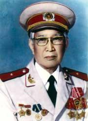 Thiếu tướng Lê Hữu Qua