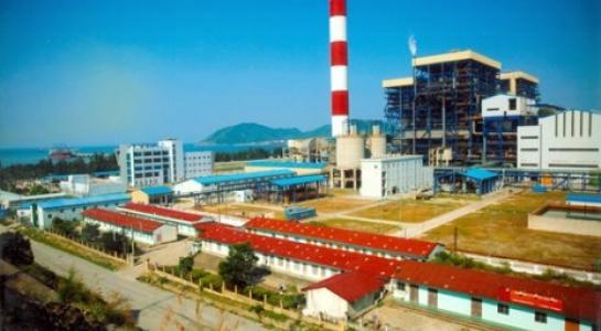 Nhà máy gang thép của Formosa Hà Tĩnh xây dựng tại Việt Nam - Ảnh: vietportal.cz