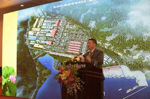 Ông Lê Phước Vũ, Chủ tịch HĐQT Tập đoàn Hoa Sen