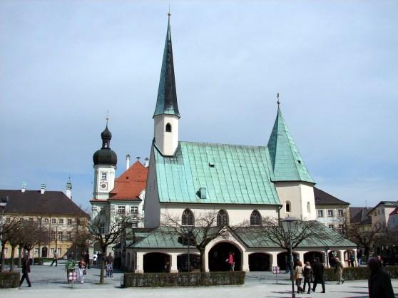 Nhà nguyện Đức Mẹ ở Altöttingen