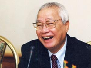 Ông Võ Văn Kiệt