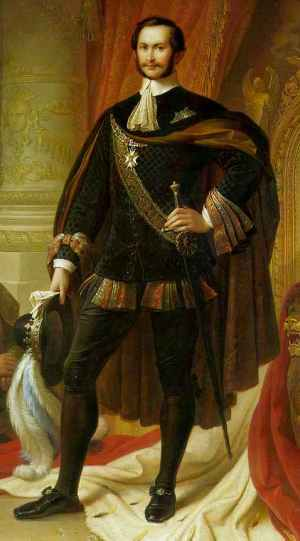 Vua Maximilian II của Bayern