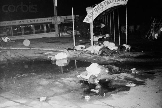 Vụ đánh bom nhà hàng Mỹ Cảnh