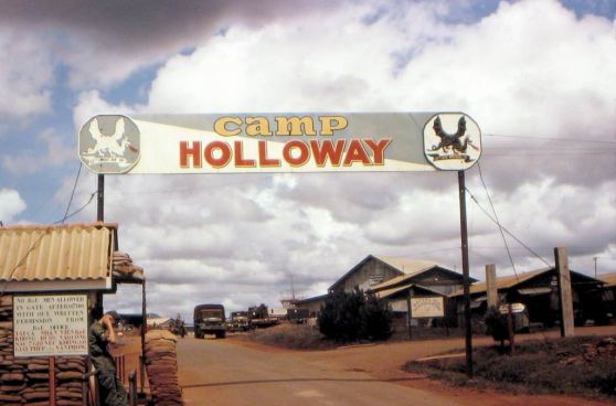 Camp Holloway 1965/66