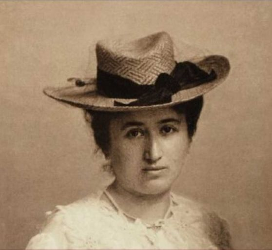 Rosa Luxemburg (1870 – 1919)
