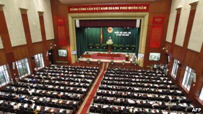 Việt Nam khai mạc kỳ họp thứ nhất của Quốc hội khóa mới. Hình minh họa.
