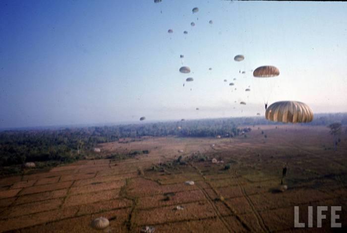 Lính Tiểu đoàn 2, Lữ đoàn 173 nhảy dù trong Chiến dịch Junction City, 1967