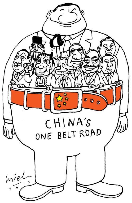 China's One Belt Road