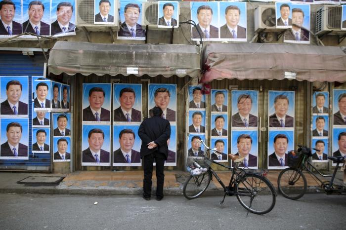 Hình chụp ở Thượng Hải, 26 tháng 3 năm 2016